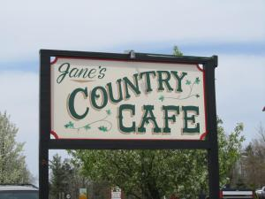 Jane's Country Cafe in Meadows of Dan