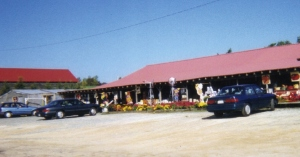 Poor Farmer's Farm Store in Vesta, Virginia, just down the mountain from Meadows of Dan