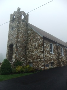 Slate Mountain Presbyterian Church in MOD, VA