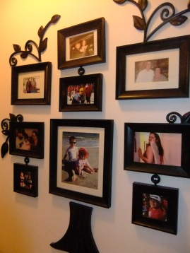 Family tree of pictures