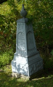 Langhorne, James Steptoe's Grave Marker