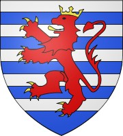 Luxembourg, House of, coat of arms