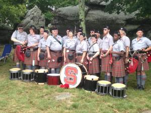 NCSU Pipes and Drums