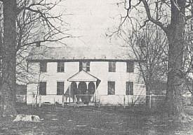 Callaway, Flanders and jemima's home in Missouri