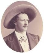 Omohundro, John Baker, Texas Jack