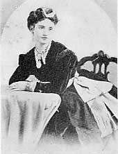 Omohundro, Texas Jack's wife, Josephine Giuseppina Morlacchi Omohundro