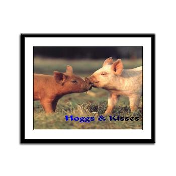 Hoggs,framed_panel_print_hoggs_amp_kisses