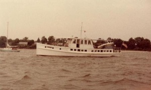 Lady Jane, boat belonging to Thomas P.Kerse