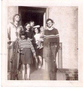 Douglas Moncrieff family