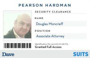 Douglas moncrieff suits associate attorney