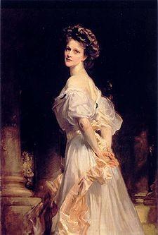 Lady Astor, Nancy Witcher Langhorne --52 Ancestors in 52 Weeks-17 (1/6)