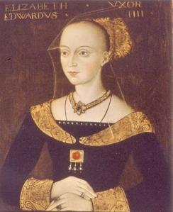 Woodville, Elizabeth, Queen of England