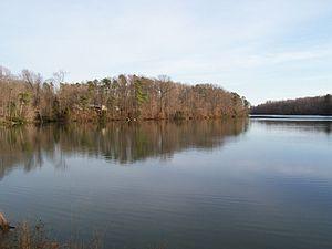 Skiffe's_Creek_Reservoir_at_border_of_James_City_County_and_Newport_News,_Virginia