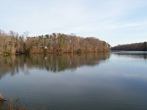 Skiffe's_Creek_Reservoir_at_border_of_James_City_County_and_Newport_News,_Virginia