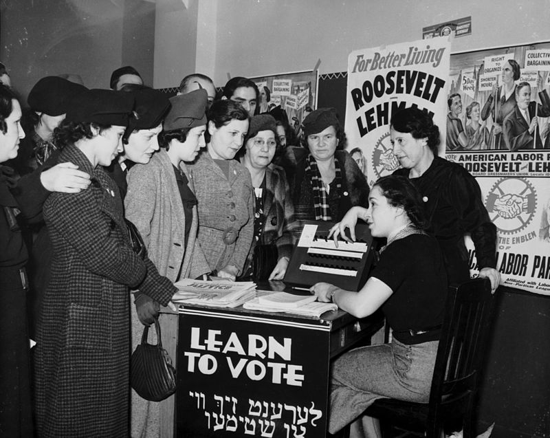 Women's Suffrage Movement in America—Elizabeth Dabney Langhorne—52 Ancestors in 52 Weeks, #28 (2/6)