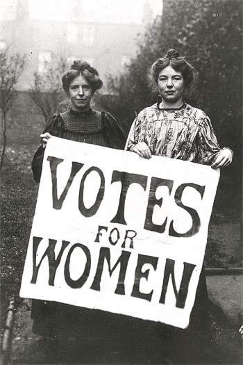 Women's Suffrage Movement in America—Elizabeth Dabney Langhorne—52 Ancestors in 52 Weeks, #28 (1/6)