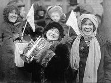 Women's Suffrage Movement in America—Elizabeth Dabney Langhorne—52 Ancestors in 52 Weeks, #28 (5/6)