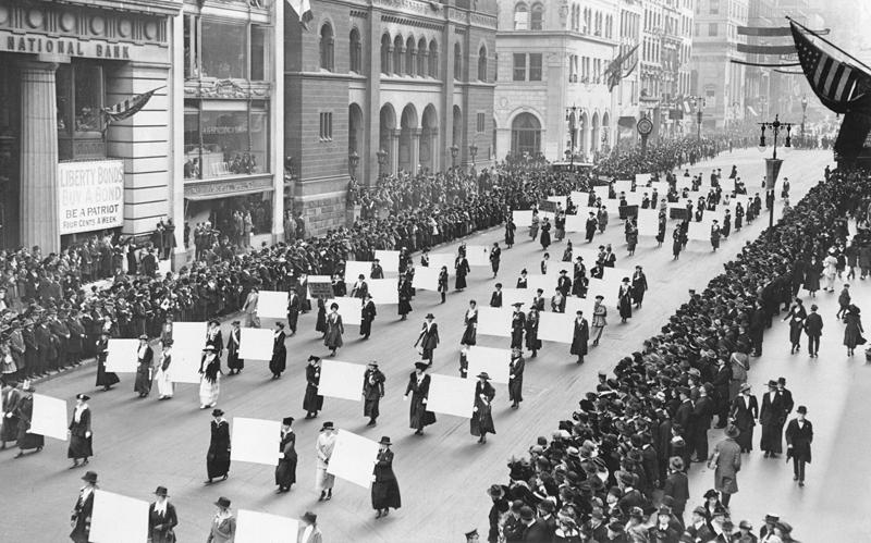 Women's Suffrage Movement in America—Elizabeth Dabney Langhorne—52 Ancestors in 52 Weeks, #28 (3/6)