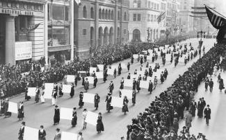 suffrage 8, wikimediacommons 1917