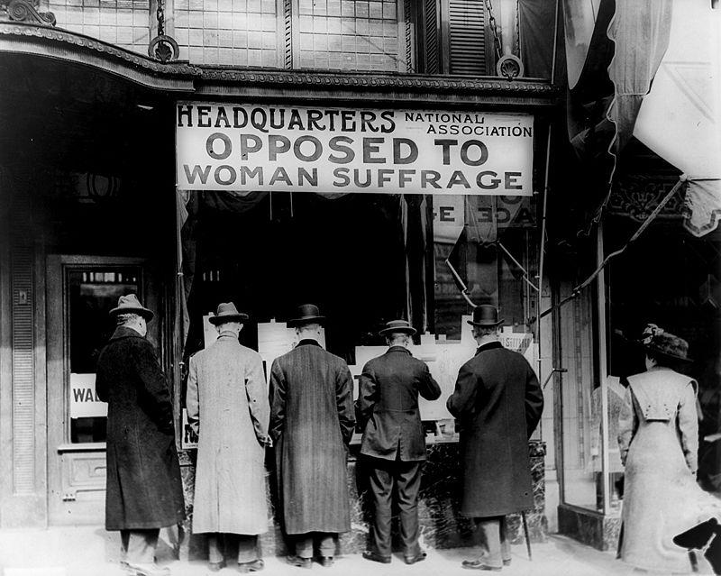 Women's Suffrage Movement in America—Elizabeth Dabney Langhorne—52 Ancestors in 52 Weeks, #28 (4/6)
