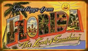 florida Postcard source,