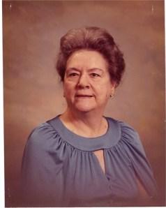 Kerse, Margaret Steptoe