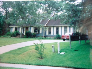 Home on Deerwoods Trail, havelock, NC, 1996-2000