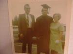 Max graduates from NC State in 1971