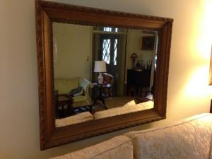 Mirror from Revaro family in Italy