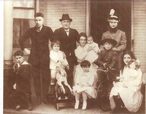 Catharina Revaro Botto Raffo--My Italian 2nd Great-Grandmother--52 Ancestors in 52 Weeks, #36 (6/6)