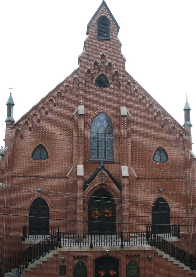 St. Patrick's Catholic Church in Richmond, Virginia, --available on facebook