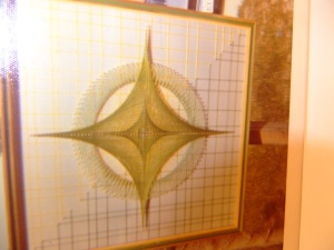 String Art by Max, star like