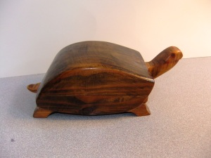 Turtle Box made by Max Holshouser