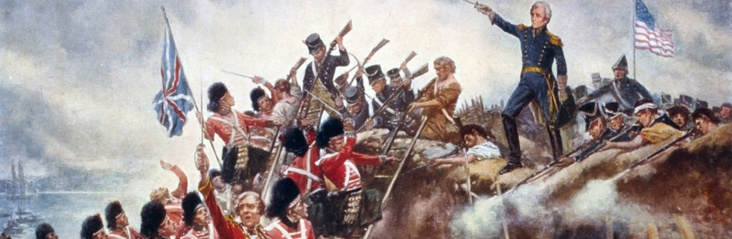 Battle of New Orlans, with General Andrew Jackson, www.history.com