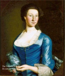 Elizabeth Battaile, 1731-1786, granddaughter of John Battaile, daughter of Lawrence Battaile, and wife of George Muse, 1722-1784. -source sjwilson77 first shared this on ancestry.