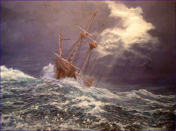 Mayflower Ancestors! Thomas Rogers, John Alden, William Mullins  & Allied--52 Ancestors in 52 Weeks, # 51 (2/4)