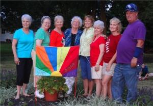 Voorhees family, Linda and siblings!