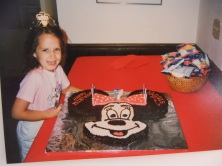 Cakes by Max, Mickey for Annie, Maggie