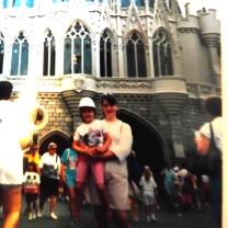 Disney, 1989, Ali and Annie