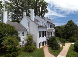 Lovely home along Cary Street, Richmond, Virginia