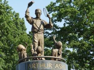 Arthur Ashe Monument , westrichmondlifestyle.com