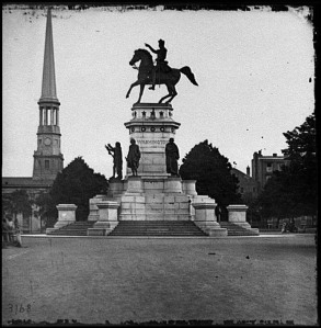 George Washington Square, From Wikimedia Commons