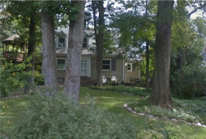 Helen's childhood home in Richmond, Virginia
