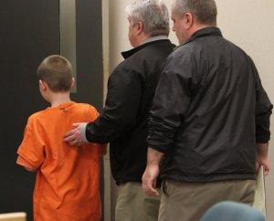 Teen in jail
