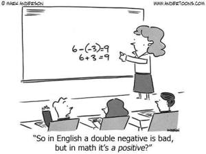Susan Elswick Ferrell cartoon math teacher