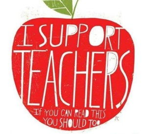 Teacher support without date