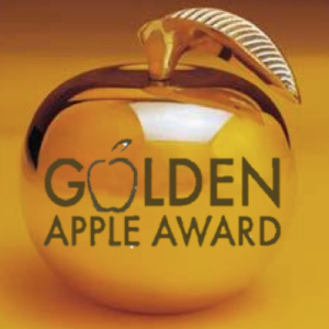 Teachers, Golden apple award from Center for reseach in learning and teaching, crlt.umich.edu