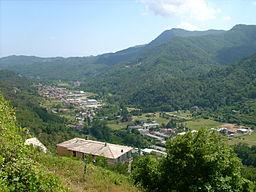 San Colombano Certenoli GE, Italy  By Davide Papalini (mio lavoro) [GFDL  Commonshttps://commons.wikimedia.org/wiki/File:Val_Fontanabuona-IMG_0568.JPG