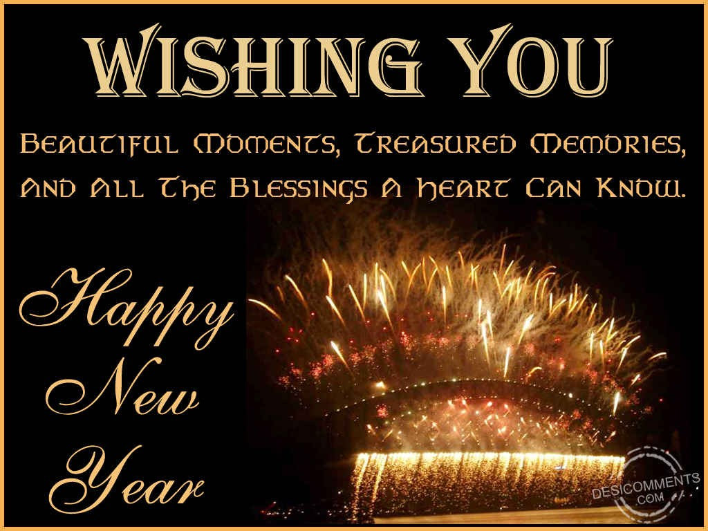 Happy New Year Message Images 18 Heart Of A Southern Woman
